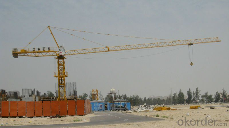 TC3608 tower crane / QTZ30 tower crane