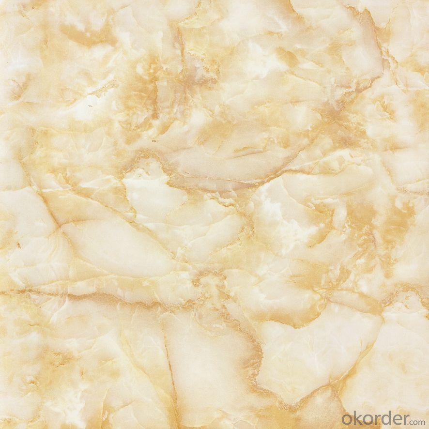 Full Polished Glazed Porcelain Tile Series  600 HLY001