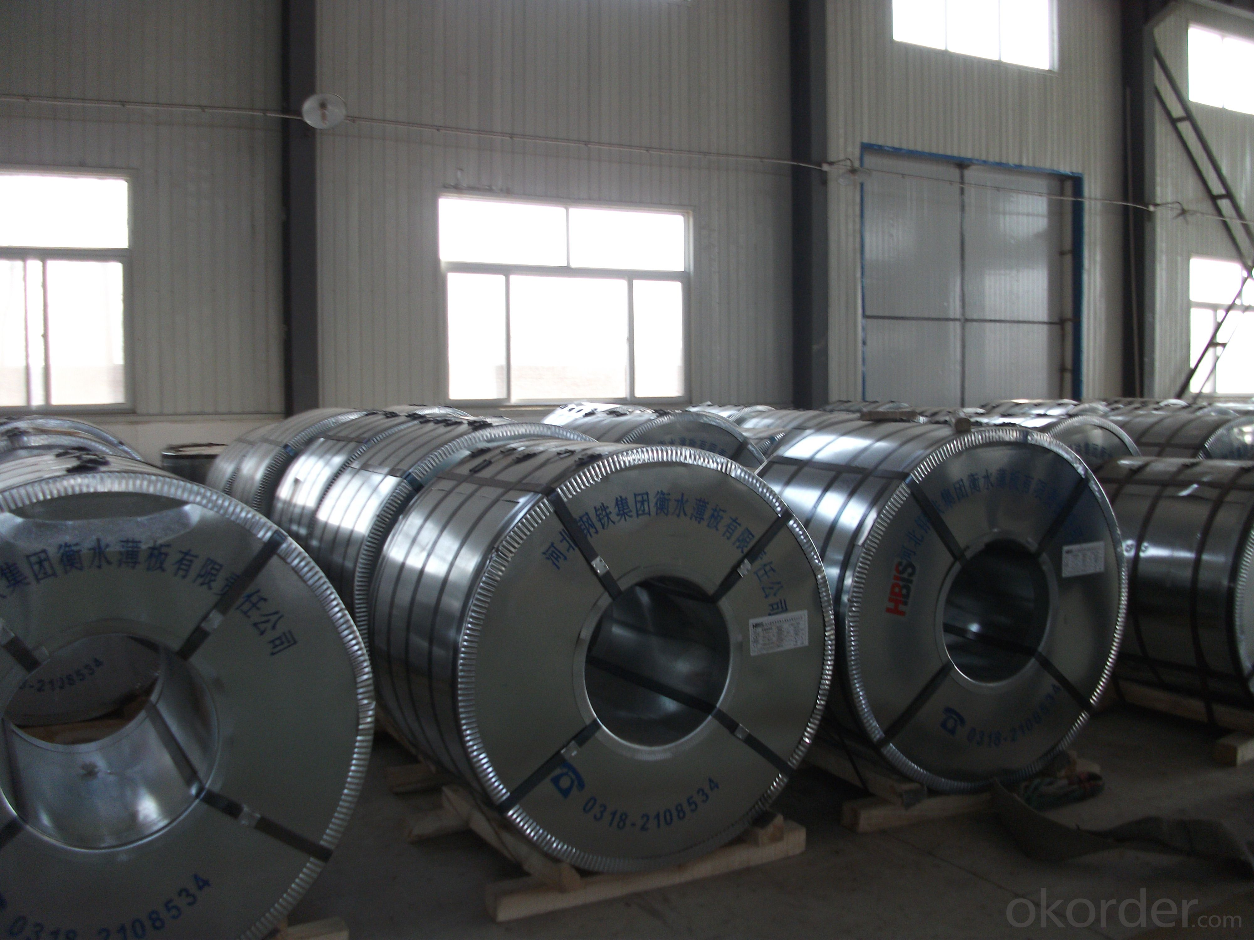 Prime Electrolytic Tinplate for Metal Package of Chemical or Industrial Useage