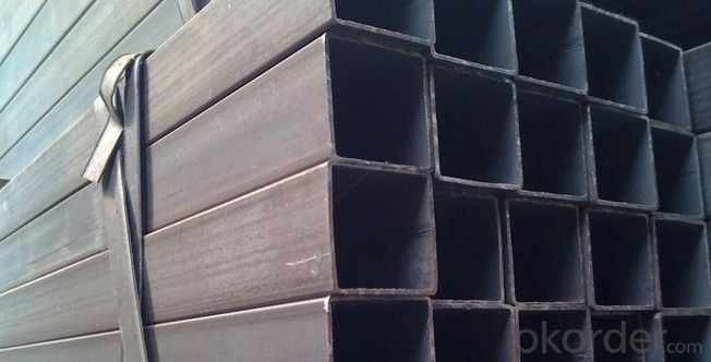 ASTM A500/JIS/EN Rectangular hollow section pipe