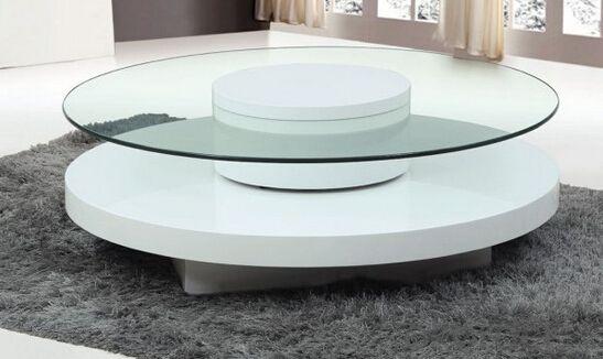 Medium Density Fiber Board High Gloss Coffee Table