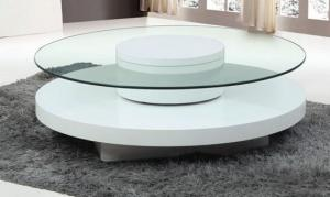 Medium Density Fiber Board High Gloss Coffee Table