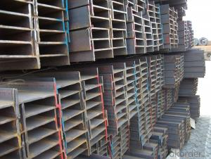 Steel I Beams EN Standard IPE / IPEAA in High Quality