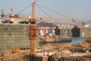 FUXIANG Tower Crane TC5013C  (Top-Slewing)