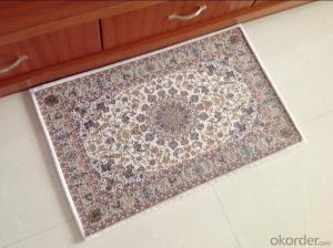 Best Quality Polyester Jacquard  Rug for Living Room