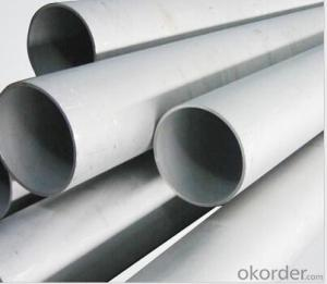 Stainless Steel Welded Pipe duplex ASTM A790/ASTM A789 GB/T21832-2008