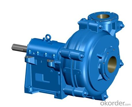 Horizontal Slurry Water Pump for Mining Industry