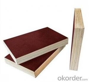 Formwork Film Plywood with Good Price used in Construction