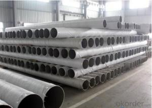Stainless Steel Seamles Pipe 304 ASTM A312