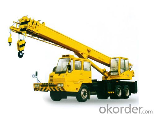 Domestic high-grade heavy lifting equipment