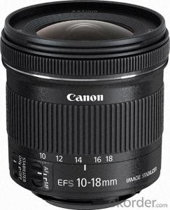 EF-S 10-18mm f/4.5-5.6 IS STM-Ultra Wide Zoom