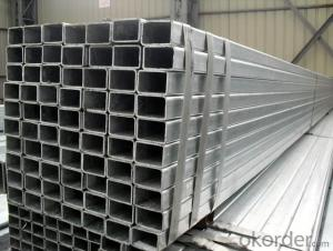 Q195/Q235/Q345 Rectangular hollow section/ RHS