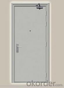 Prime High End Galvanized Steel Door in Yong Kang  china