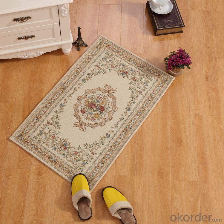 Modern Design Polyester Jacquard  Carpet