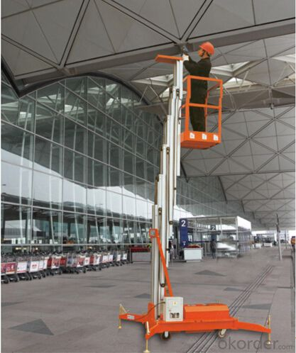 Aerial Work Platform TMPS-6 / TMPS-8 / TMPS-10 for construction