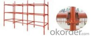 Steel Ringlock Scaffolding Hight quality