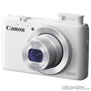 PowerShot S200-High-End, Advanced Digital Cameras