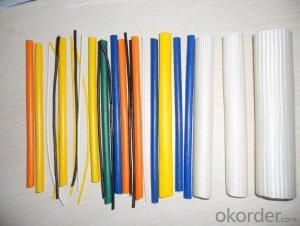 Acrylic fiberglass sleeve with high quality