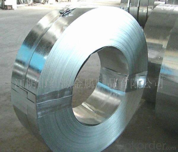 Best Supplier Galvanized Steel Strip/GI Strips