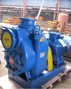 Self Priming Diesel Engine Pump for Irrigation