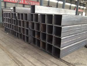 ASTM A500/JIS/EN Rectangular hollow section tube