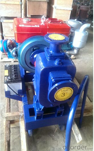 6inch Self Priming Centrifugal Diesel Engine  Water Pump