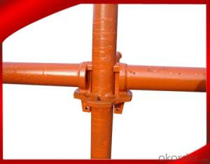 Cup Lock Scaffolding For Customers Using