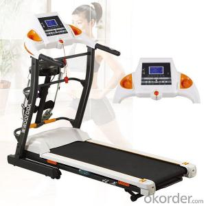2015 New New fitness equipment home multifunction motorized Treadmill 8001E