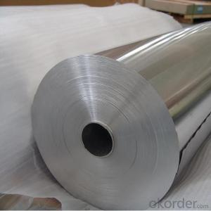 Aluminium Foil for Flexible Duct Foil Tape Production