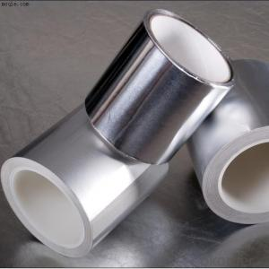 New Type Aluminum Foil Tape Solvent-Based with Liner