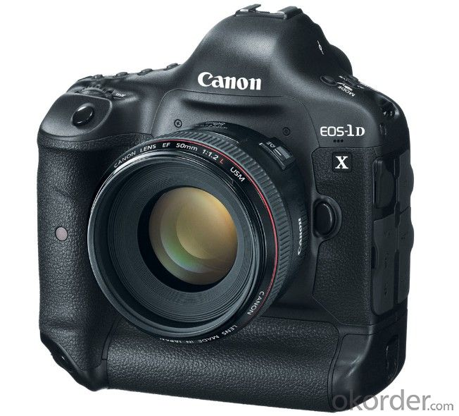 The Ultimate EOS-High End EOS 1D X-EOS Camera