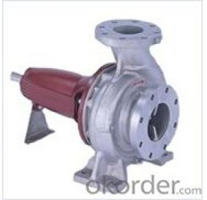 DIN 24256 Standard Milano Stainless Steel End Suction