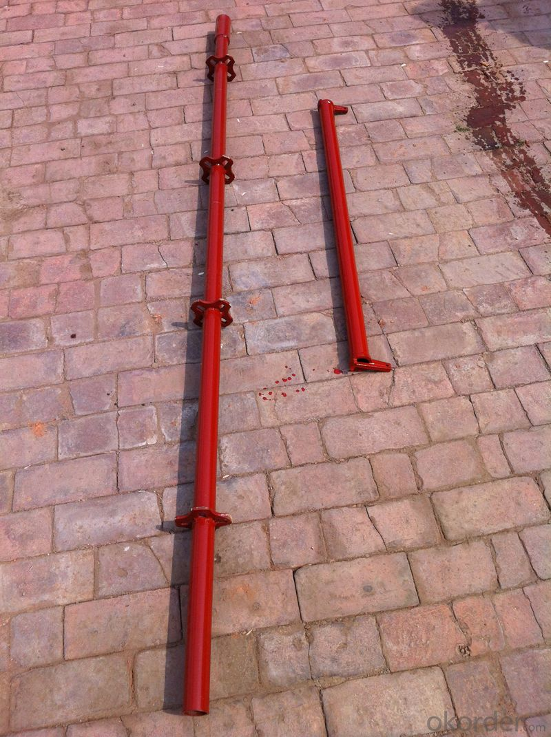Wordwide Sailing  Cuplock Scaffolding System for Building