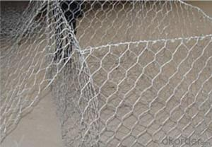 Gabions Boxes are Wire Containers Made of Hexagonal Wire Netting.