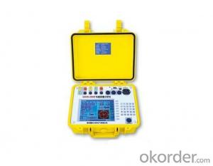 Portable Power Quality Analyzer (SFDZ-4)5-inch full color LCD display