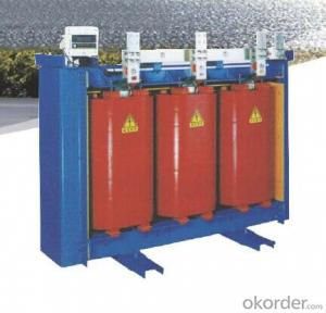 SC(B)H15 Type Amorphous Metal Dry-type Transformer