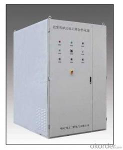 Sapphire Three-phase Power Frequency Furnace Heating Power Supply