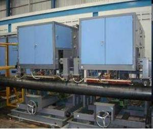 SCR Medium Frequency Induction Heating Equipment