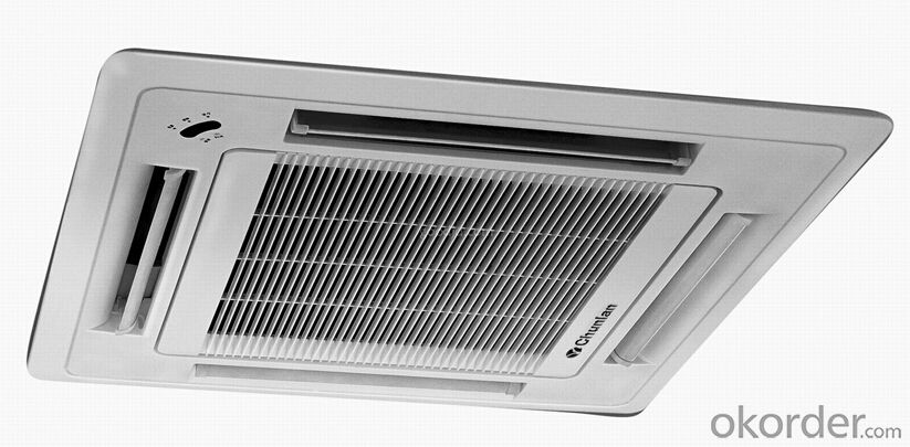 Ceiling Cassette Type Air Conditioner 24000BTU 2 Ton  KFR-70QW