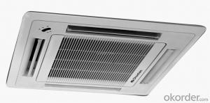 Ceiling Cassette Type Air Conditioner 36000BTU 3 Ton  KFR-100QW