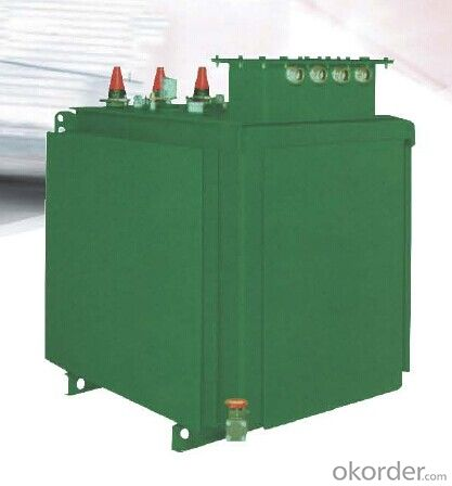 SBH16-M-D Type Amporphous Metal Underground Distribution Transformer