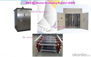 MRD-BJ Transformer Neutral Ground Resistor