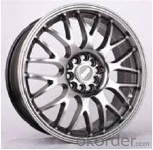 Aluminium Alloy Wheel for Best Pormance No.123