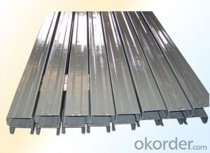 quality Galvanized C Type Channel/Beam Steel on sale