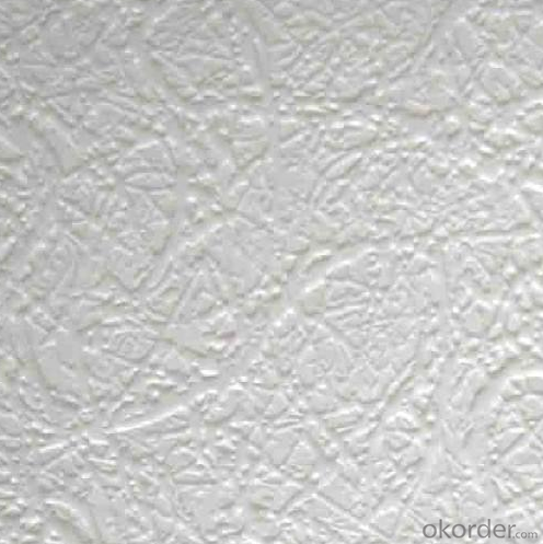 Gypsum Board Made of High Quality Paper-Faced