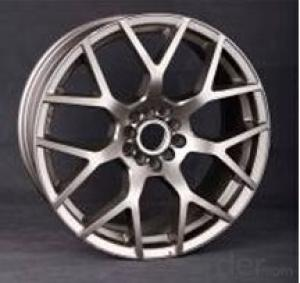 Aluminium Alloy Wheel for Best Pormance No.124