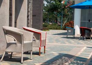 Outdoor Furniture Hand Rattan Garden Set  CMAX-MJT3010