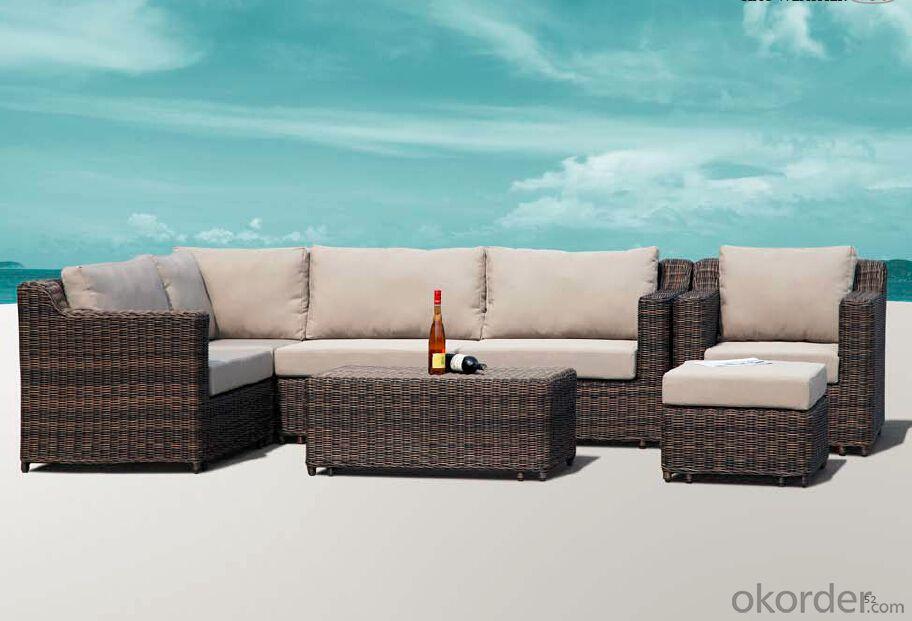 Quality Garden Set Rattan Garden Sofas  CMAX-MJT002