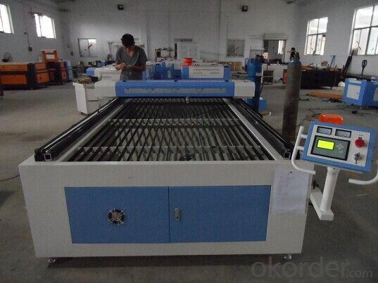 steel laser cutting machine CNBM form China