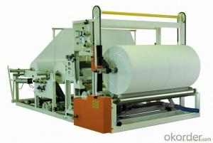 Slitter Rewinder Machine Paper Roll Slitting Machine